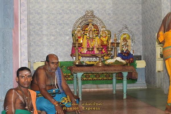 அனலைதீவு  ஹரிஹர புத்திர ஐயனார் ஆலய கொடியிறக்கம்-08-08-2017