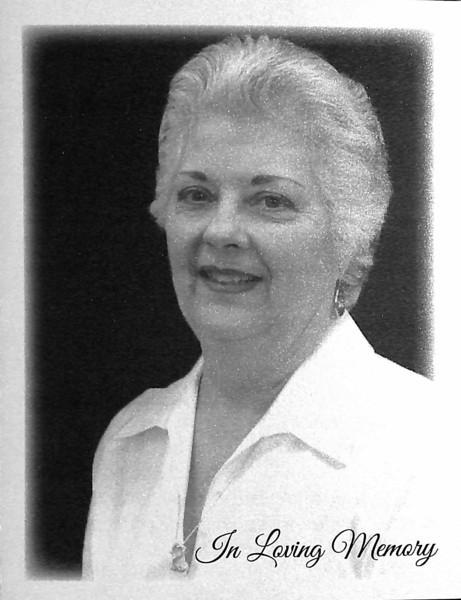 11.25.13 Diane Landry Funeral Program