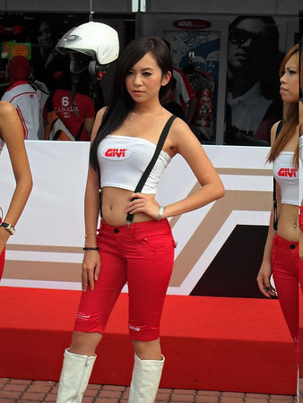 MotoGP Sights