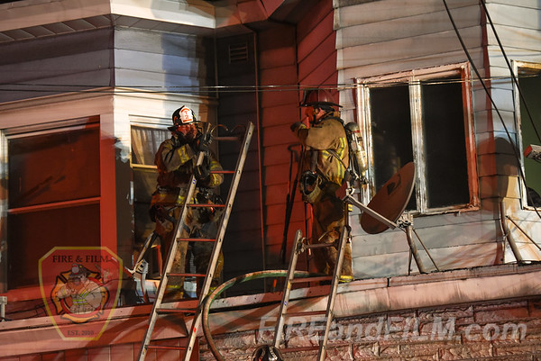 Schuylkill County - Mahanoy Twp. - Dwelling Fire - 10/03/2017