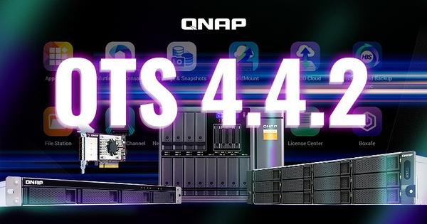 QTS 4.4.2