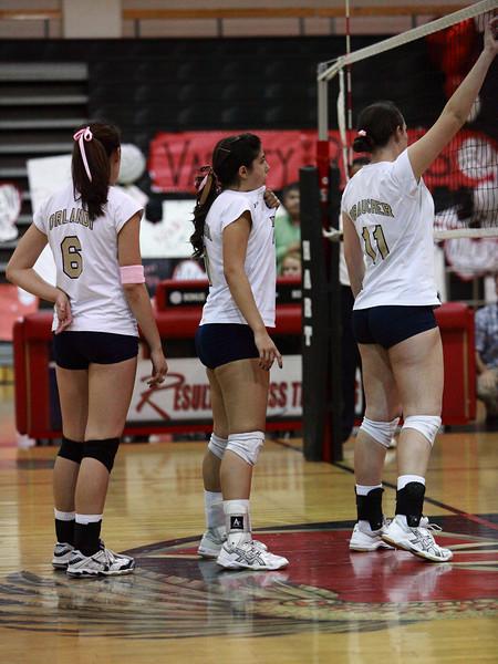 WR Girls Volleyball vs Hart