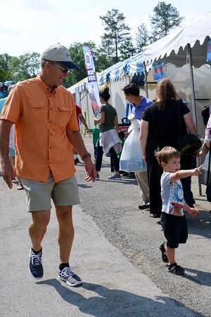 Collin & Thomas the Train