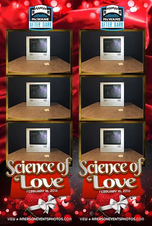 McWane Science Center Science of Love 2018