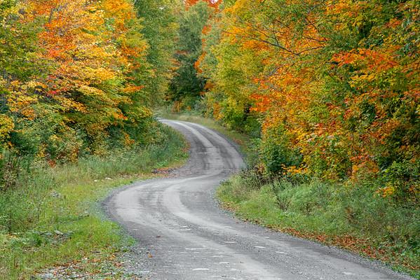 Follow The Dirt Road