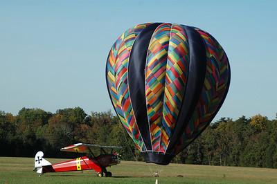 THE FLYING CIRCUS, BEALETON,VA.