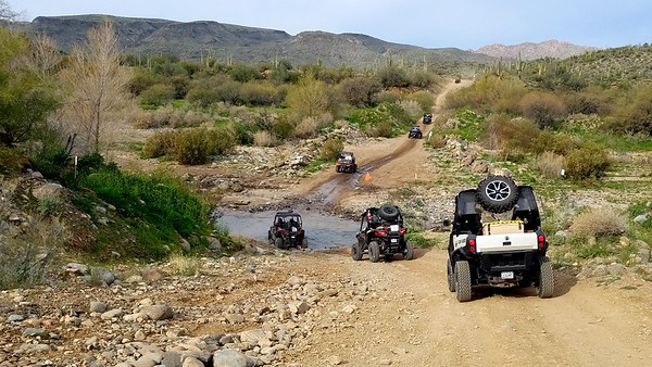 SxS Black Canyon City