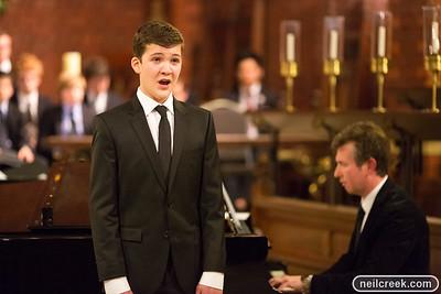 Austin Haynes in Recital - 140823