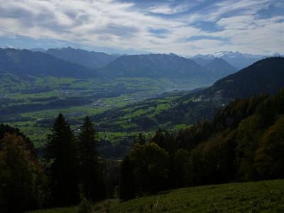 Schweiz - Trip Home fall 2012