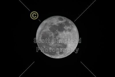 """2011 """"Super Moon"""""""