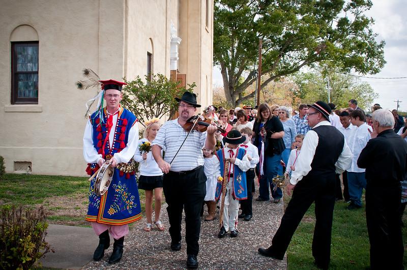 3rd Annual Dozynki Mass and Celebration