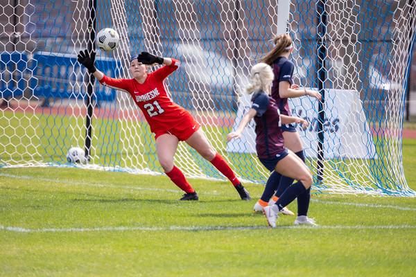Women's Soccer: SLU vs Duquesne
