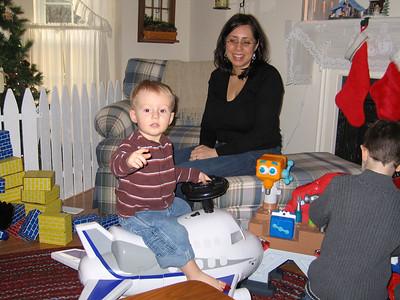 Visit Rick and Judy 2005