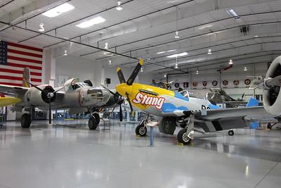 Arizona Commemorative Air Force Museum - Mesa AZ