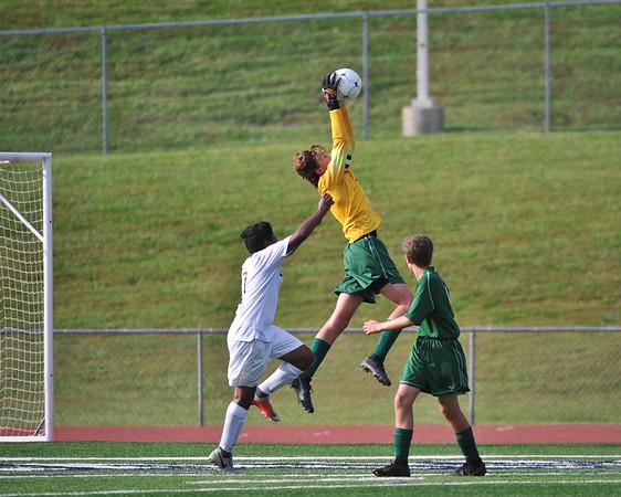 Freshman Boys vs Lafayette 9/10/19 Tie 0-0