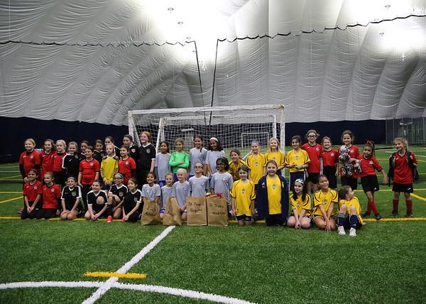 12-8-18 Indoor Soccer Tournament