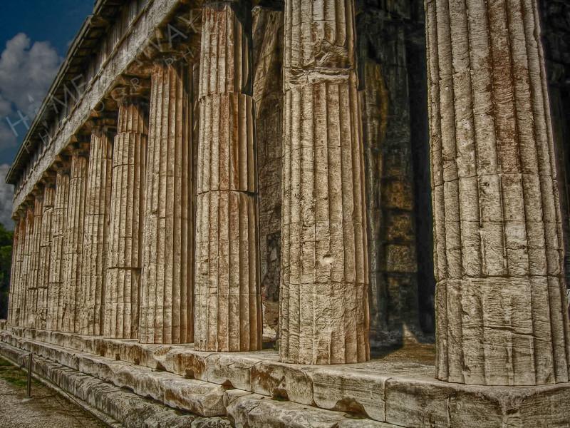 Vulcan's Temple