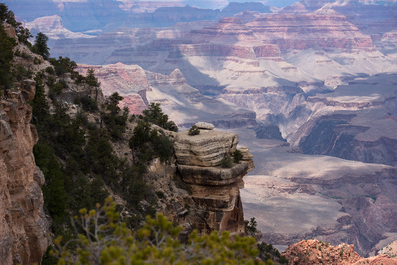 Below Canyon Rim