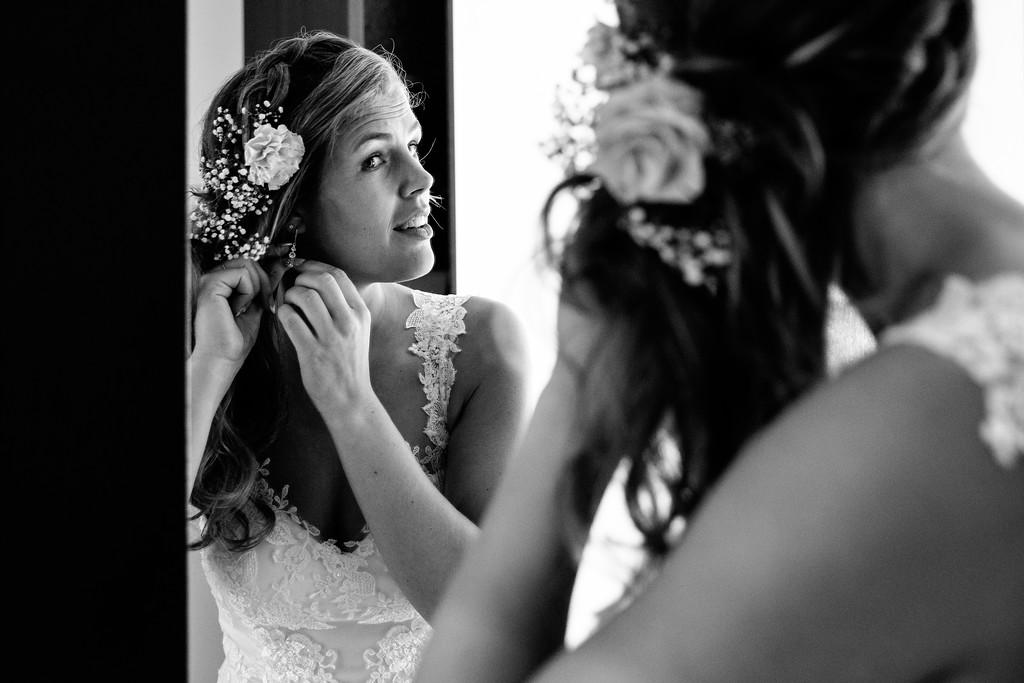 Bruidsfotografie Rockanje