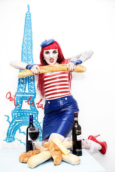 Melissa Frenchy Style