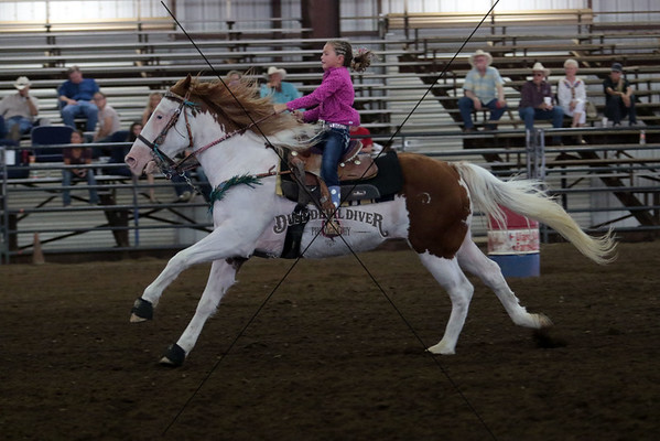 Heart of The Hills Barrel Racing August 2016