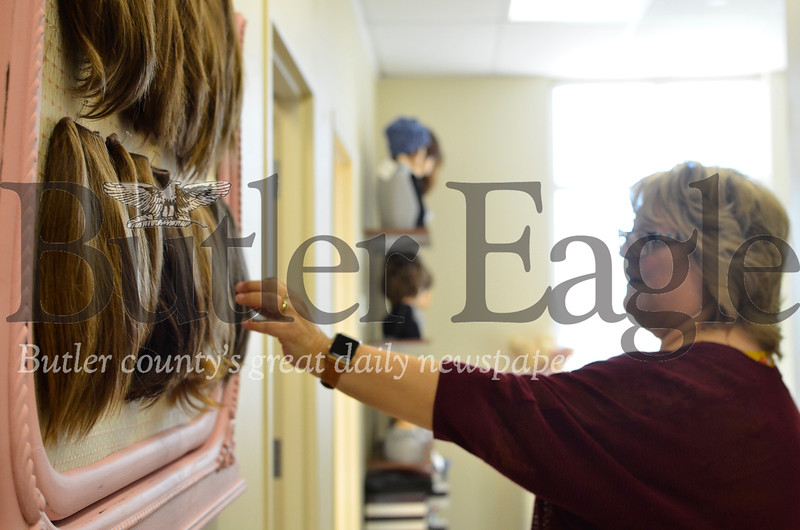Wigs for cancer patients.