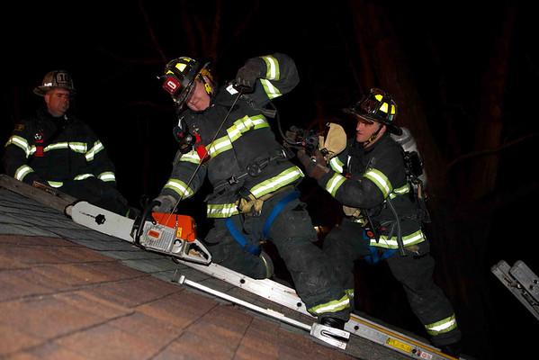 2011 Roof training station 10 crew