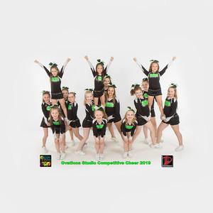 Cheer and Gymnastics Groups 2019