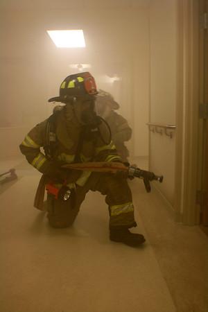 Pequannock  Major disaster DRILL at Chilton Memorial Hospital 12-4-11.