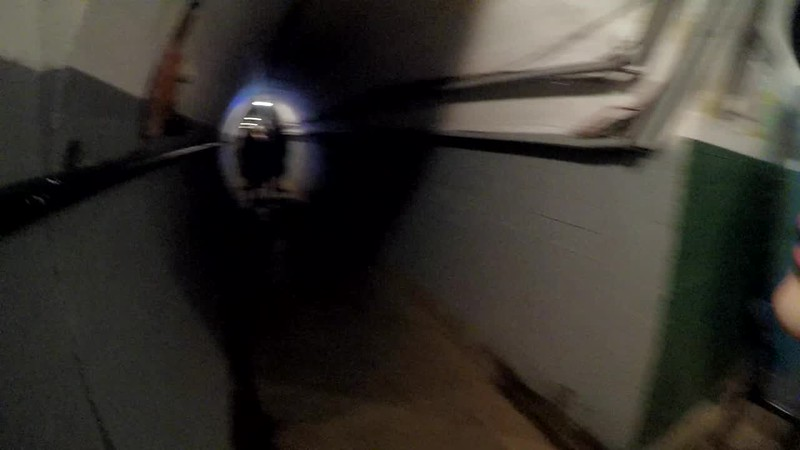 tunnel for Story