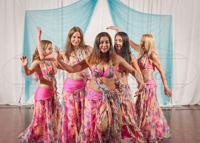 Shireem's Mystic Dancers