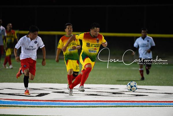 Deportivo Jalapa  Los Angeles