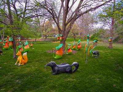 2019-03-24 - Ft Worth Botanical Gardens
