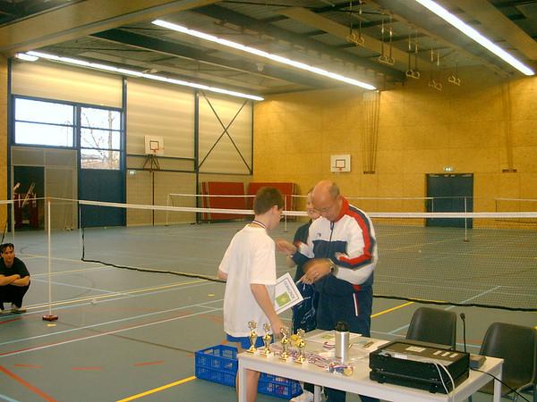 23.11.2003 - Jeugdtoernooi