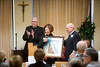 Crosier Society Bruncheon 11/22/15 at Savior<br /> Kevin & Gwen Tucker are designated as honorary co-chairs.<br /> They are from the Most Pure Heart Parish.