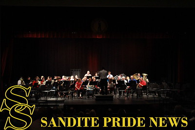 11/10/16 Sand Springs Community Band Veterans' Day Concert