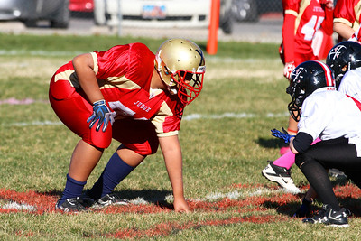 Judge Football Bantam vs Park City • 10-26-2013