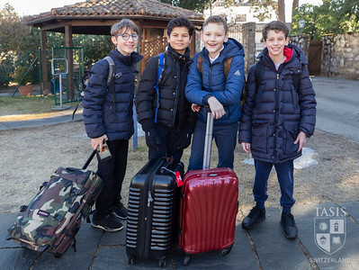 TASIS Middle School Sixth Grade Academic Travel