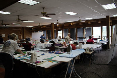Fall Quilting Retreat