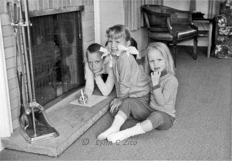 MARK, LYNN & JOY MAY 8, 1965
