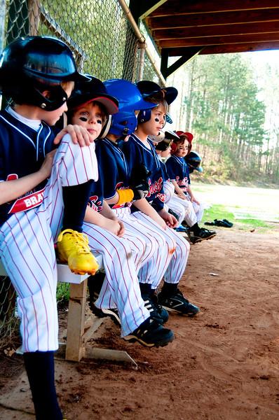 2010 Spring Shetland Braves Baseball