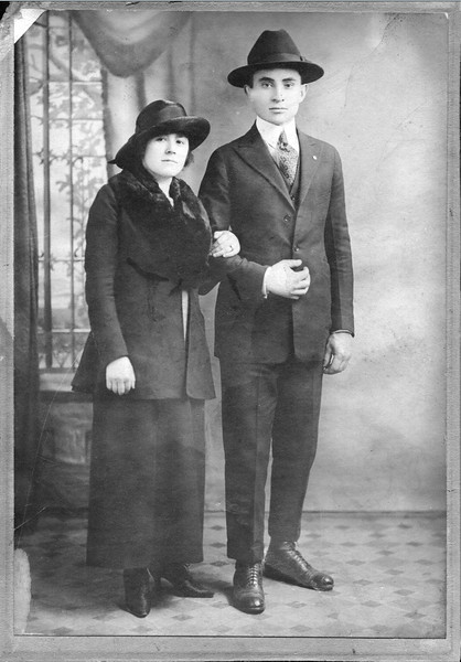 Mary and Leon Mirsky