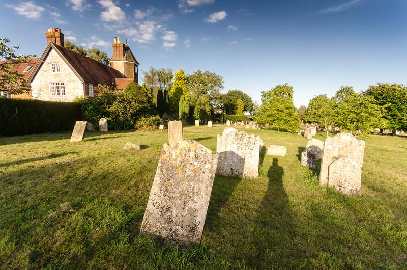 Framfield Church in Sussex