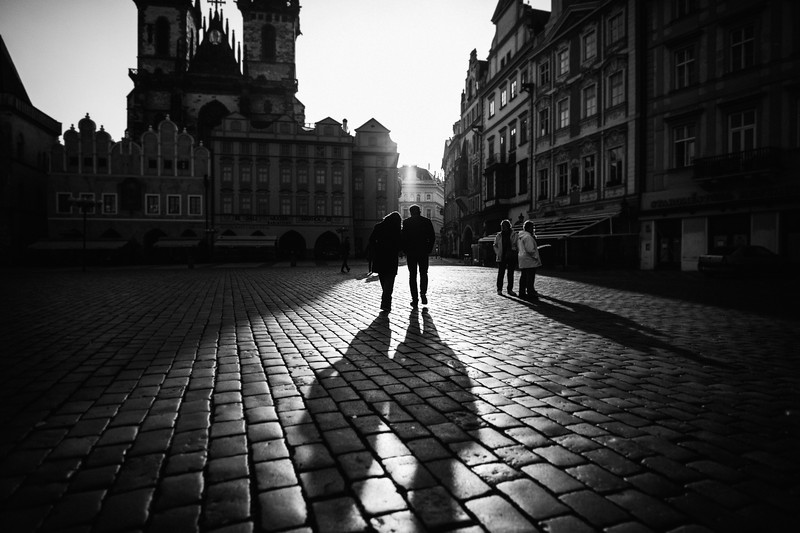 pague market sunrise couple mono.jpg
