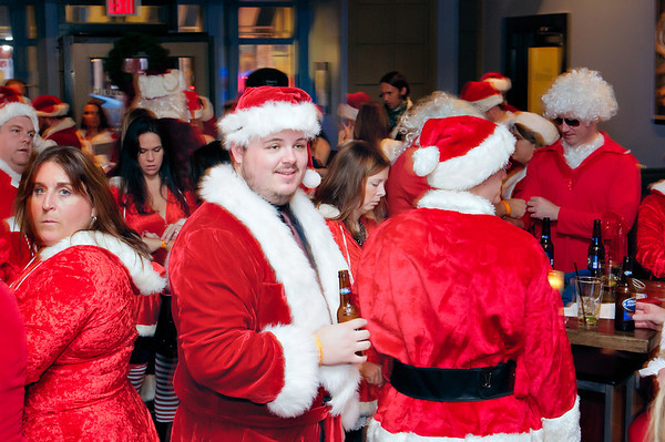 2011 GBT ART Santa Bar Crawl