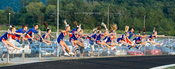 Cheerleader @ Dade 19 Sept 2014