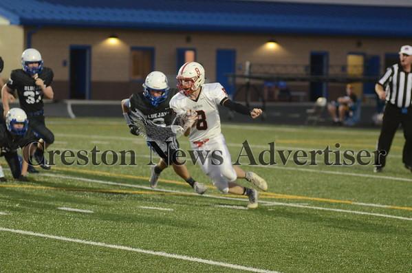9-17 Creston-BF football