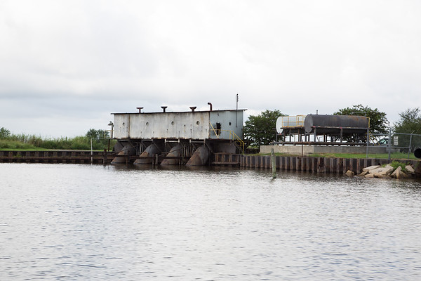 Bayou Hermitage Restoration - Coal Contamination