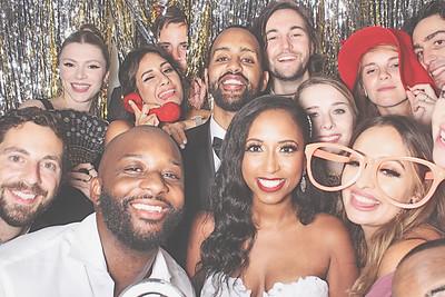 6-19-21 Atlanta Southern Exchange Photo Booth - Sophia and Adam's Wedding - Robot Booth