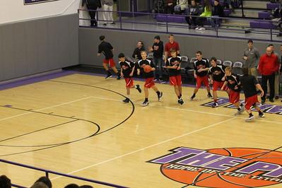 Boys' Basketball vs. Triway